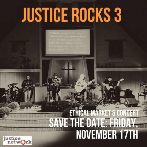 Justice Rocks