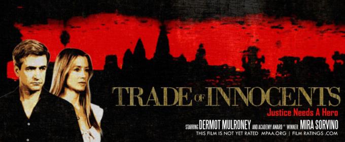 trade of innocents human trafficking