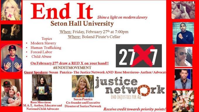 Seton Hall Event