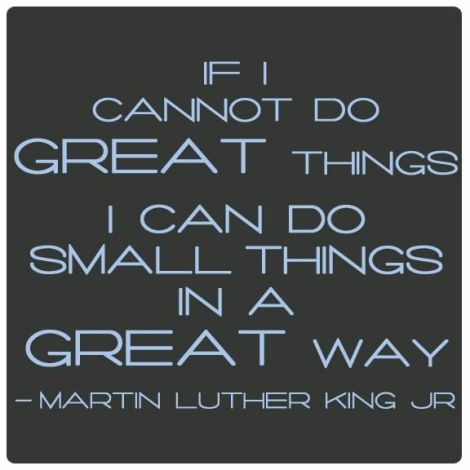 small great things mlk
