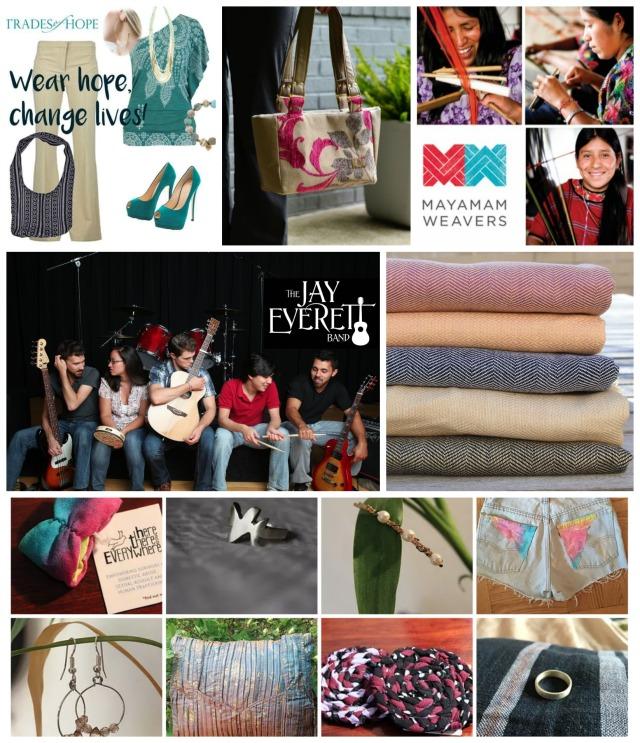 fair trade vendors