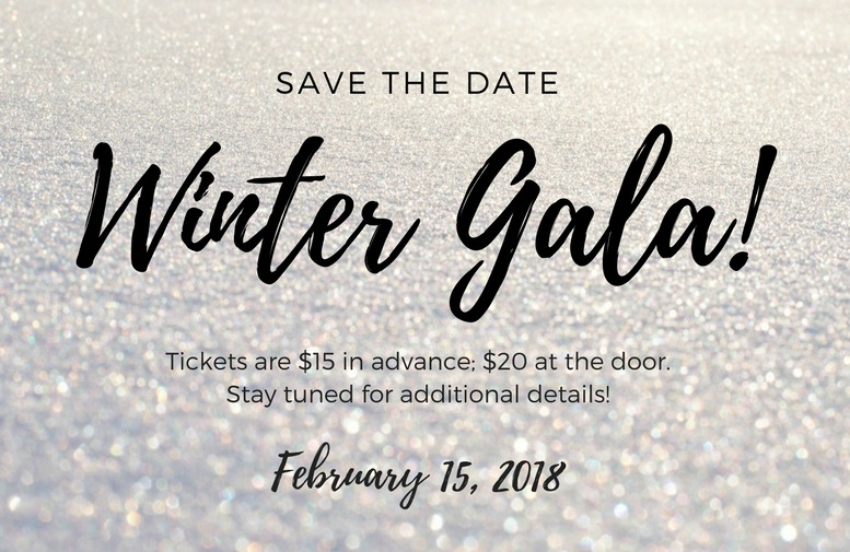 Winter Gala Save the Date